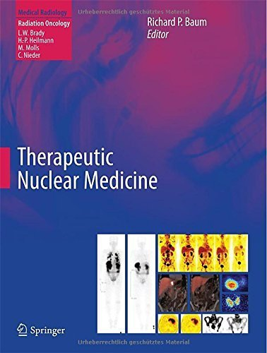 Therapeutic Nuclear Medicine (Medical Radiology) (2014-08-16)