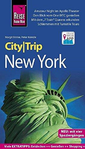 Preisvergleich Produktbild Reise Know-How CityTrip New York: Reiseführer mit Faltplan und kostenloser Web-App