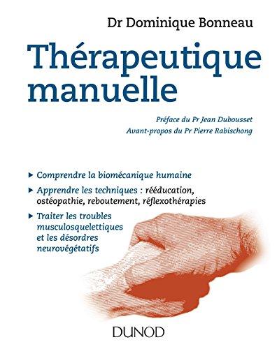 Thérapeutique manuelle par Dominique Bonneau