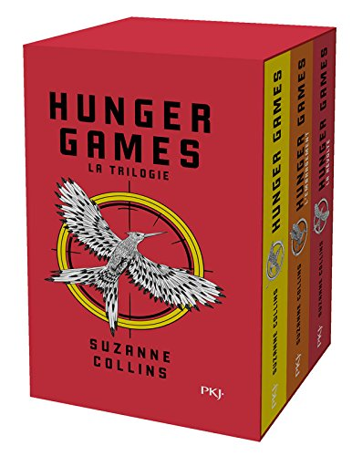 Coffret hunger games 3vol - édition collector novembre 2014