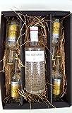 Gin Tonic Set / Geschenktset - The Botanist Islay Dry Gin 70cl (46% Vol) + 4x Fever-Tree Tonic Water 200ml