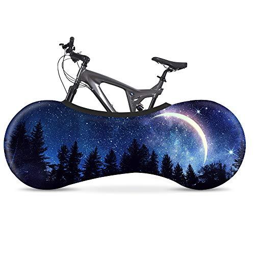 BINGFENG Fahrradabdeckung Wasserdicht Free Size Bike Staubschutz Fahrrad-Schutzausrüstung Kratzfest-Schutz for MTB Mountain Road Faltrad Zubehör A