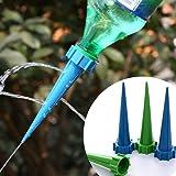 wfz17Automatische Flasche Tropfer Bewässerung Garten Konus Bewässerung Spike Pflanze Blume