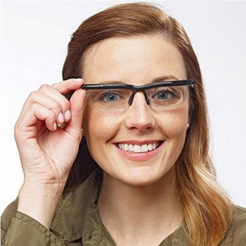 Yiwa Einstellbare Zoom Presbyopic Brille Lupen für ältere Menschen Vision Correction