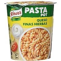 Knorr Pot Plato Preparado de Pasta y Queso a las Finas Hierbas - 65.5 g