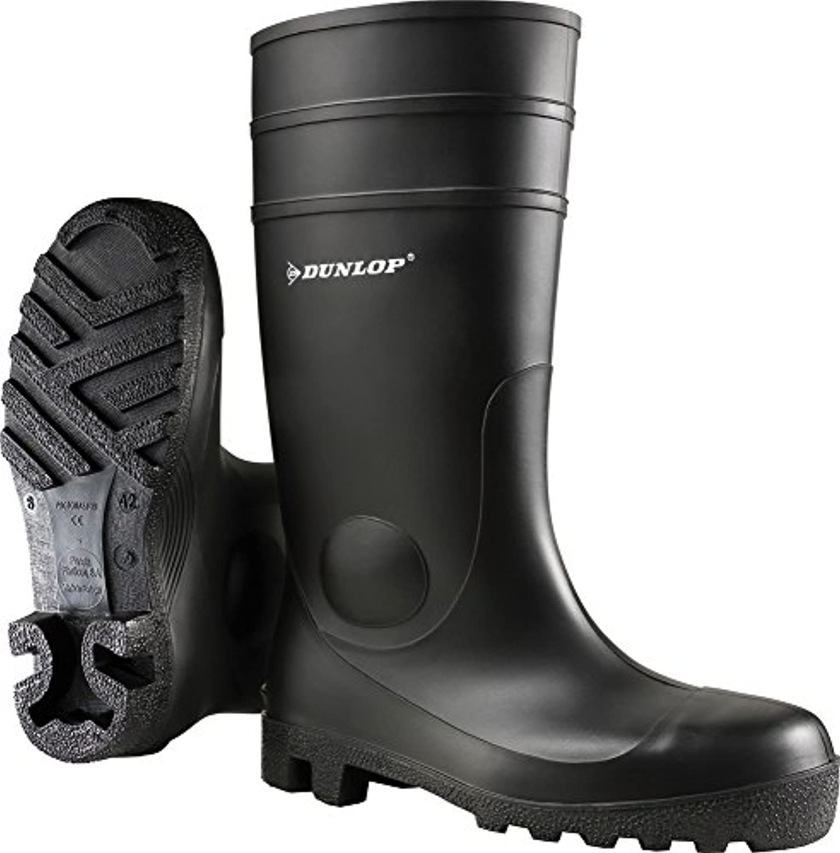 Dunlop Pvc  Stiefel S5 Schwarz Gr.40  Billig und erschwinglich Im Verkauf