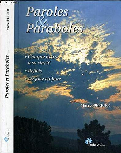 Paroles et paraboles
