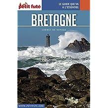 BRETAGNE 2017 Carnet Petit Futé