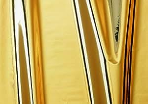 d-c-fix 347-0004 Film plastique autocollant en vinyle Doré métallisé brillant 45 cm x 1,5 m