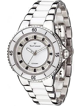 Yves Camani Damen-Armbanduhr Sie