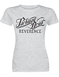 Parkway Drive Reverence Logo Camiseta Gris rH1ddyW8L