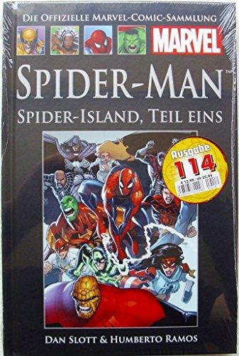 Die offizielle Marvel-Comic-Sammlung 76: Spider-Man - Spider-Island Teil I