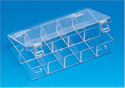 Imagen principal de KnorrPrandell 8935084 - Caja de almacenamiento con 10 compartimentos