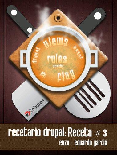 Recetario Drupal: receta # 3 por Jose Eduardo Garcia Torres
