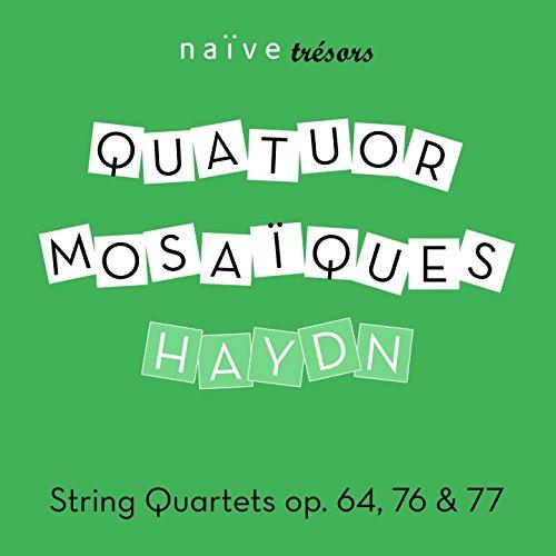 Haydn: String Quartets Op. 64,...