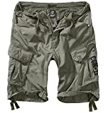 Columbia Mountain Shorts oliv - L