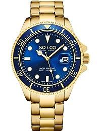 Reloj SO & CO New York para Hombre 5347.7