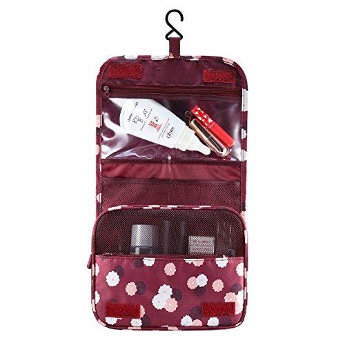 foonii-sac-a-cosmetique-trousses-de-toilette-pour-voyage-et-family-couleur-du-vin-rouge