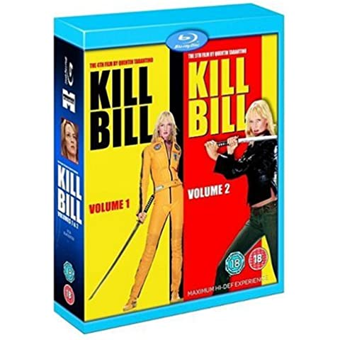 Kill Bill Volume 1 / Kill Bill Volume 2