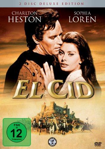Bild von El Cid [Deluxe Edition] [2 DVDs]