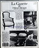 GAZETTE DE L'HOTEL DROUOT (LA) [No 27] du 03/07/1987 - FAUTEUIL D'ENFANT GARNI EN BERGERE - AFFICHE DU CINEMA MUET EDITEE A L'EPOQUE PAR L'IMPRIMERIE DE LA COMPAGNIE LEON GAUMONT - G. BRAQUE - LES BALANCES