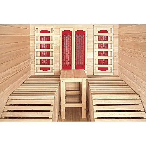 Home Deluxe – Infrarotkabine – Maui