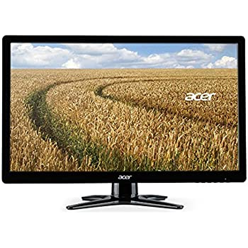Acer G6 Series G246HYLbd 23.8 inch Widescreen IPS LED LCD Monitor - Black