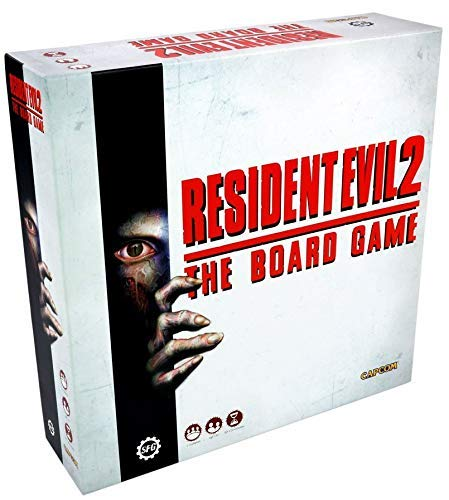Steamforged Games Resident Evil 2 The Board Game *English Version Miniature