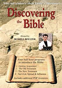 Discovering the Bible [DVD] [NTSC]