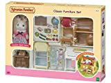 SYLVANIAN FAMILIES- Classic Furniture for Cosy Cottage Starter Home Set Mini muñecas y Accesorios, (Epoch para Imaginar 5220)