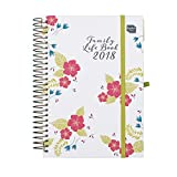 2018 Boxclever Press Family Life Book Diary. Week - Best Reviews Guide