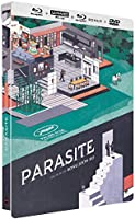 Parasite Collector-4K [Édition Collector boîtier SteelBook-4K Ultra HD Blu-Ray Bonus + DVD]