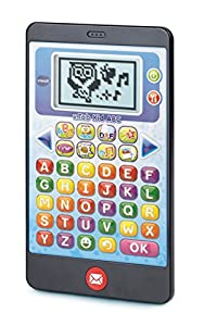 VTech - Tableta educativa, Tab Kid A, B, C (80-169205) (versión en francés)