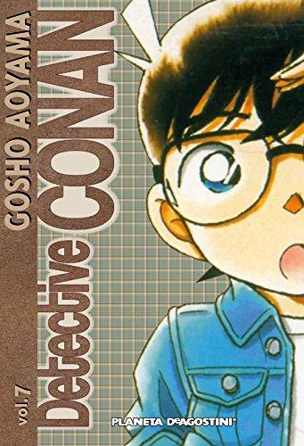 Detective Conan nº 07 (Nueva Edición) (DETECTIVE CONAN NUEVA EDICION) por Gosho Aoyama