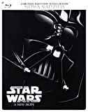 Star Wars: Episode IV - A New Hope Steelbook [Blu-Ray] [Region Free] (IMPORT) (Nessuna versione italiana)