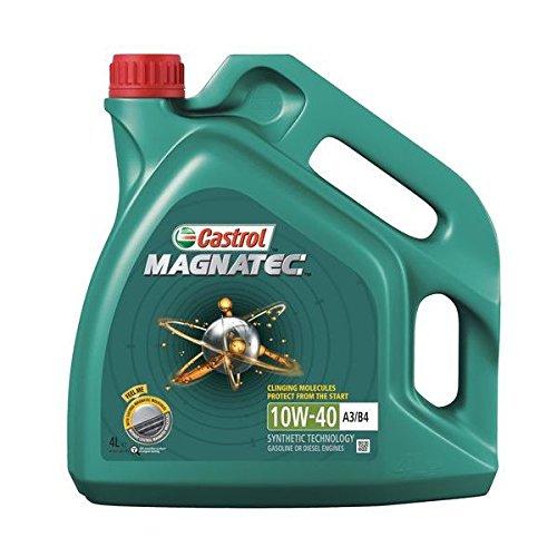 Motoröl CASTROL Magnatec 10W40, 4 Liter (Golf Blazer)