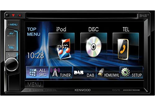 Kenwood DDX5015DAB AV-Receiver