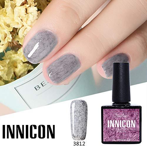 Innicon Esmalte uñas gel semipermanente UV LED pelo