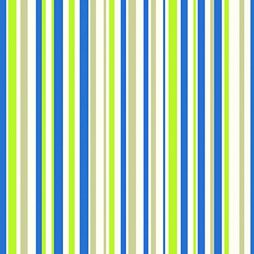 Arthouse 668700 earn your stripes wallpaper blue green 53 cm x 10 05 m