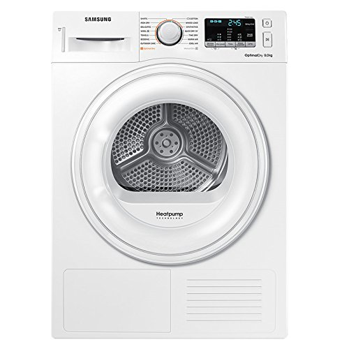 Samsung DV80M50101W 8kg A++ Heat Pump Freestanding Tumble Dryer - White