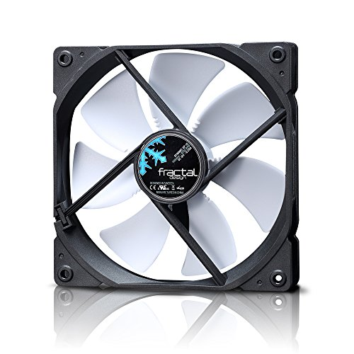 Fractal Design Dynamic Series Gp-14 (140mm) Computer Case Fan (white) lowest price