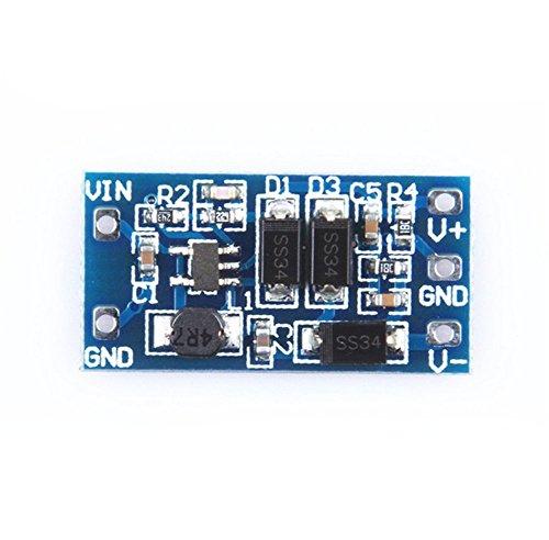Digital Negative Converter (Demarkt Power Module 2.8V - 5.5V Eintrag positive und negative 12V Export 5V bis ± 12V DC DC-Wandlerkarte)