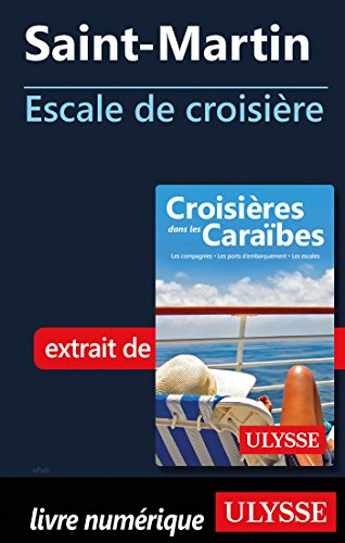 Descargar Libro Saint-Martin - Escale de croisière de Collectif