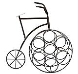 Grande portabottiglie design e originale - Biciclo - Colore