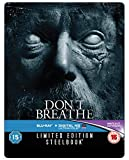 Don't Breathe (Limited Edition Steelbook) [Blu-ray] [2016] [Region Free]