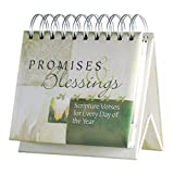 DaySpring Promises & Blessings DayBrightener Perpetual Calendar