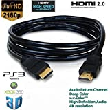 Hdmi Cable 10 Meter Male To Male Gold Plated Hd 1080P For LCD Led Tv