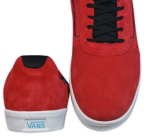 Sneakers Herren Numero Basso Su Sneaker Basso Allenatore - Rosso Rotante