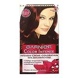 Garnier Color Intense Permanent Colour Cream – 2.6 Flammendes Braunrot