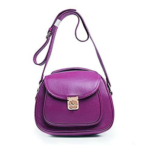 C.CHUANG 2016 New Womens Euroupe and America Fashion Retro Leather Elegant Small Shoulder Bag(C7)